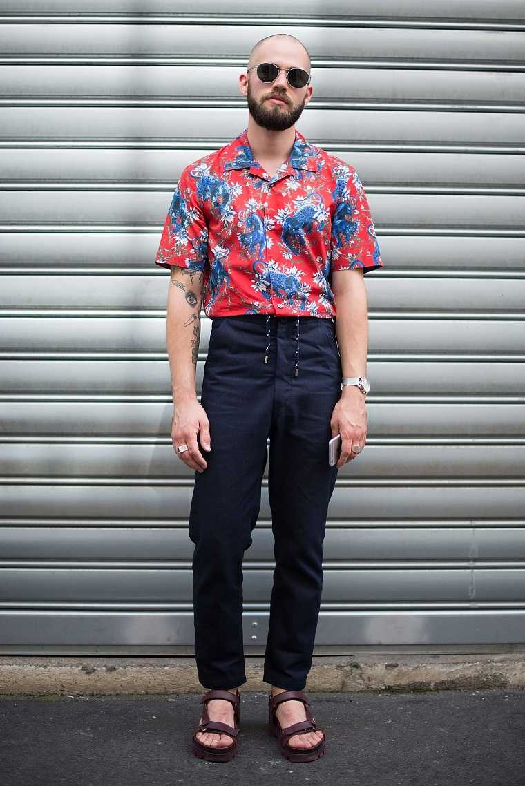 ropa-casual-para-hombre-camisa-hawayana