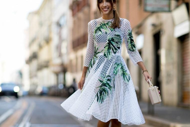 ropa de mujer-estilo-casual-vestidos