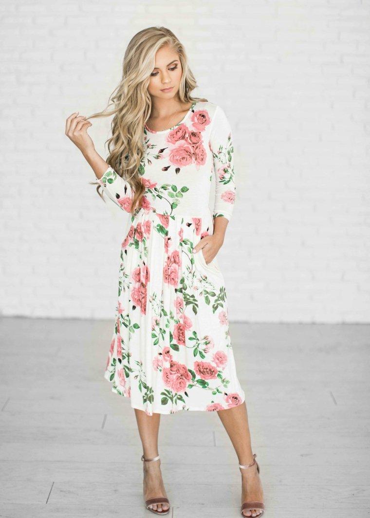 ropa femenina-estilo-casual-vestidos