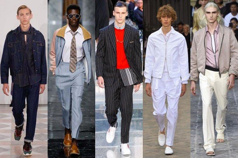 Ropa Para Hombre Las Tendencias En La Moda Masculina Para La