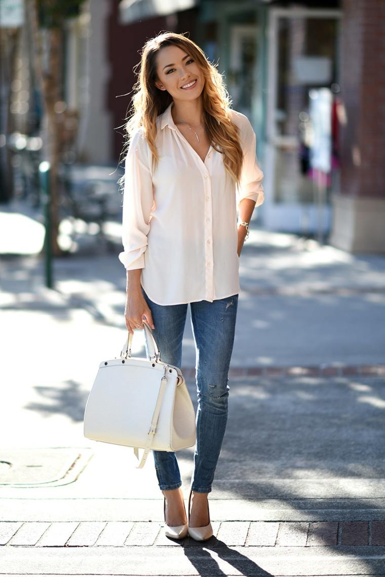 ropa para mujer-estilo-casual-primavera