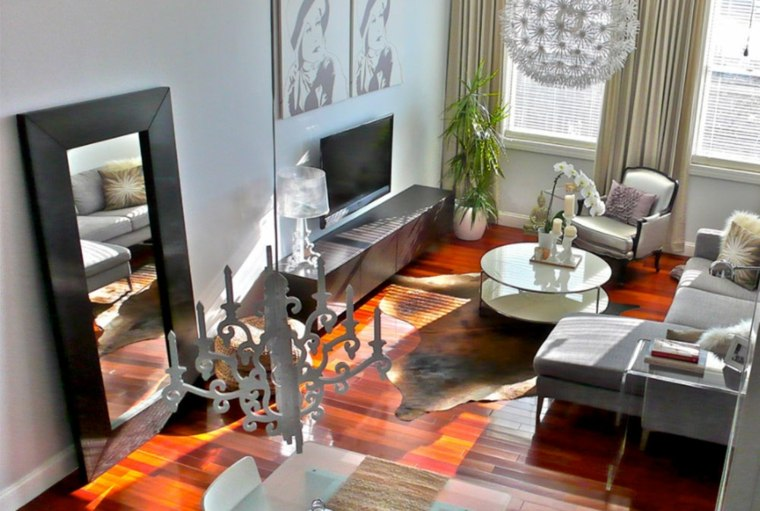 muebles modernos para salas de estar