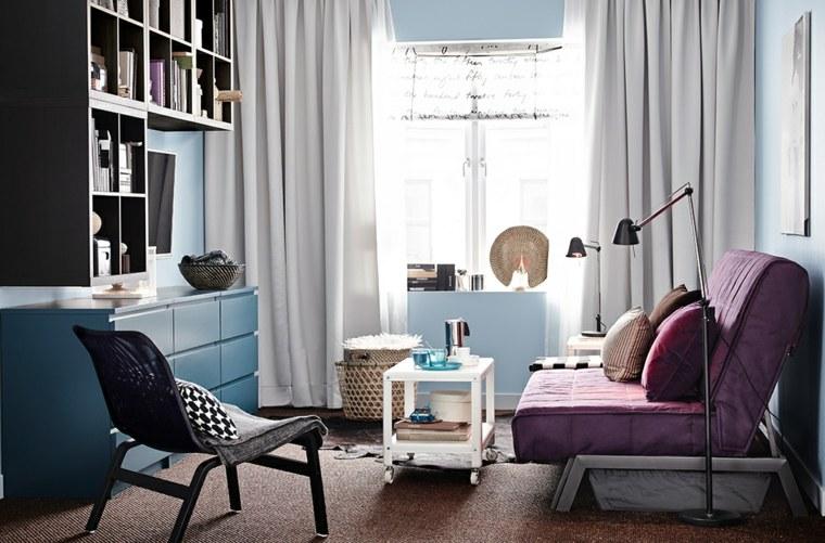 De Que Ideas Te Salón Ikea Refrescantes Muebles Inspirarán tsrQChdx