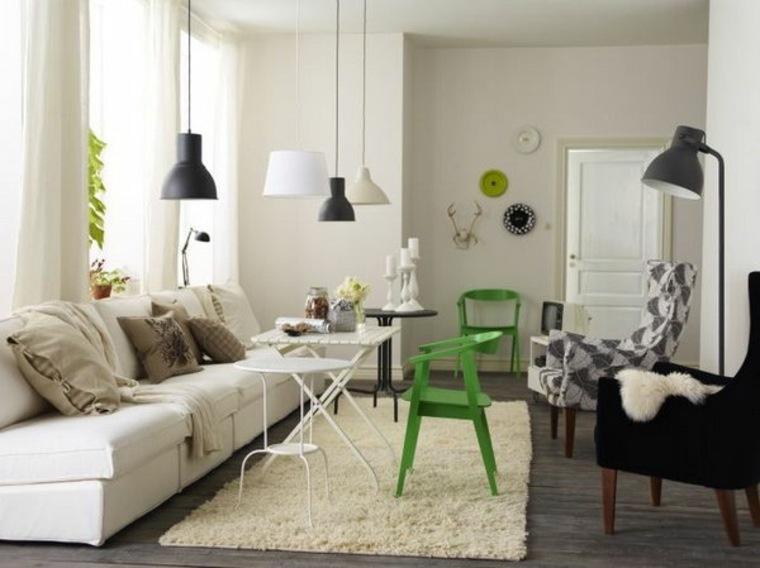 muebles de Ikea para salas de estar