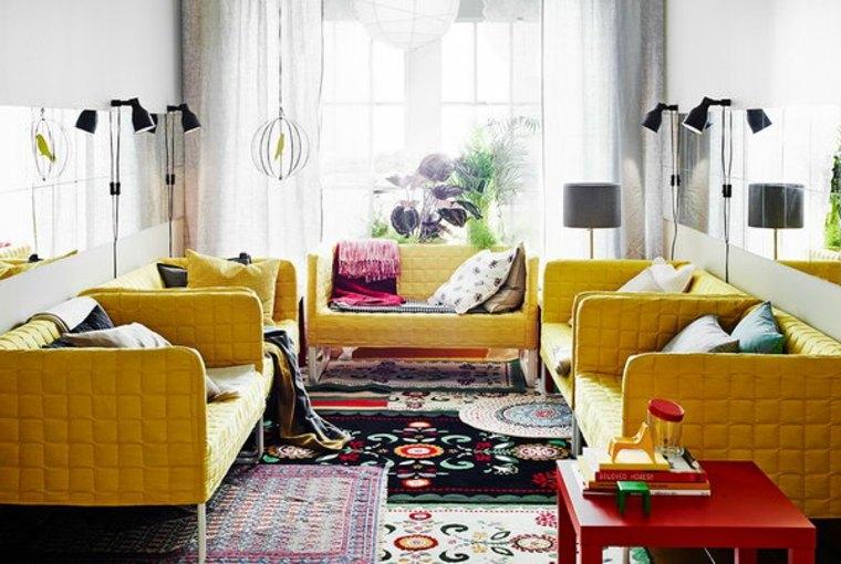 conjunto de muebles para salas de estar