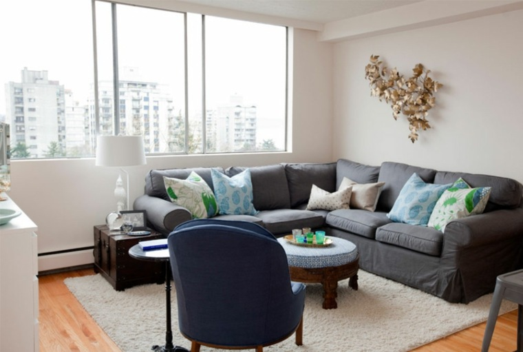 ideas de decoración con muebles de Ikea