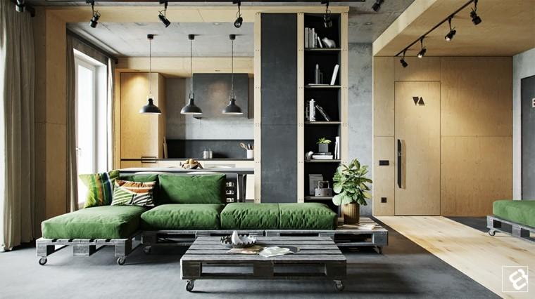 original diseño interior industrial