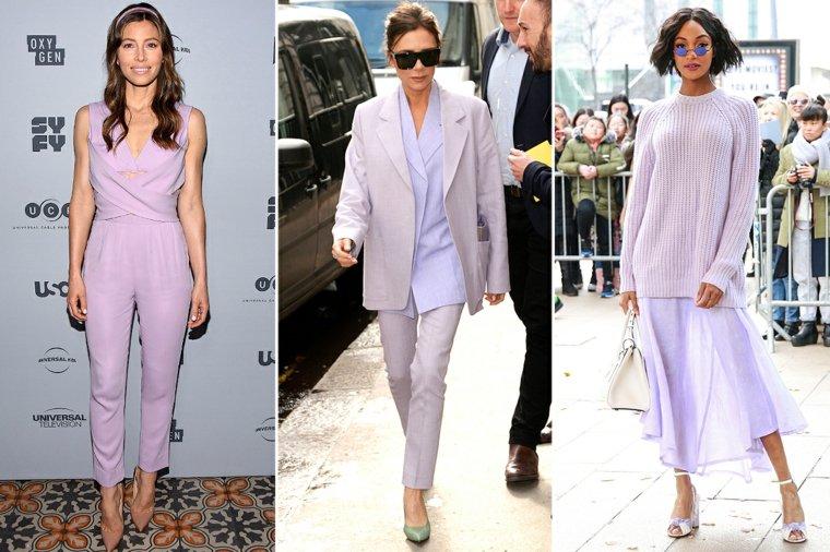tendencias de moda-primavera-pink-lavender
