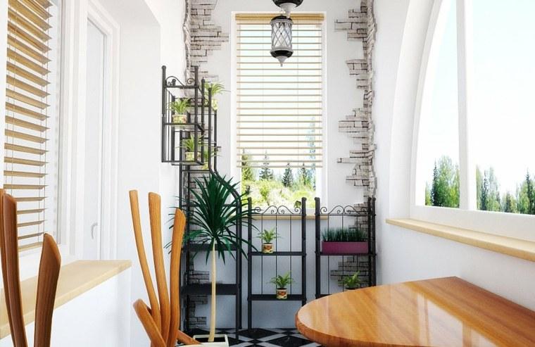 terrazas pequenas-decoradas-plantas