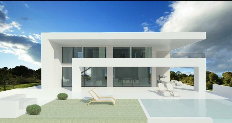 tipos de arquitectura-elegante-cristal