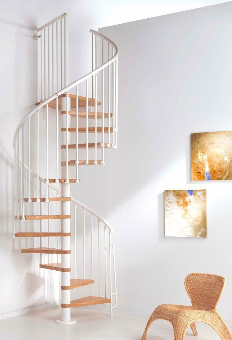 Escaleras De Caracol Para Interiores Y Sus Principios