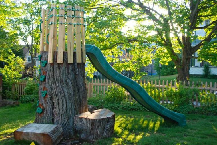 stump-slide