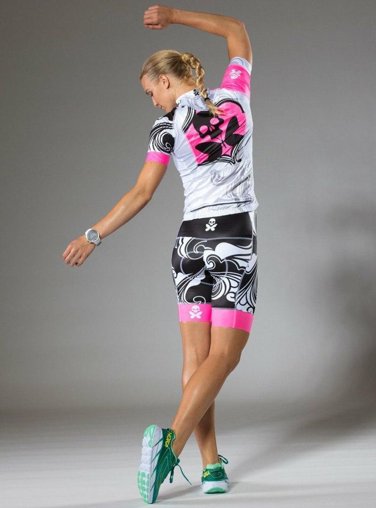 uniformes de ciclismo de-mujer