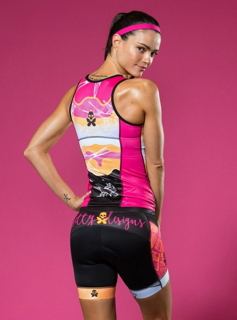 uniformes de ciclismo modernos