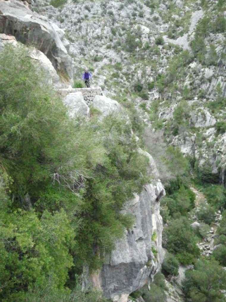 rutas en Alaro, Mallorca