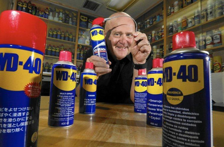 aceite sintético WD-40