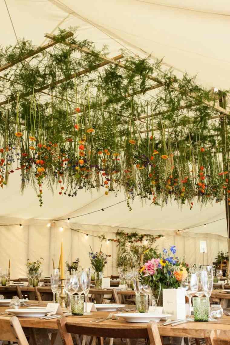 adornos-de-boda-estilo-bohemio-ideas-decoracion-colgando-techo