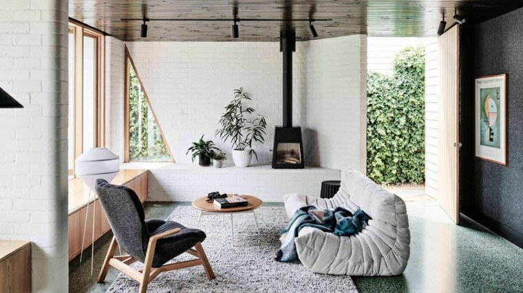 arquitectura moderna diseño interiores