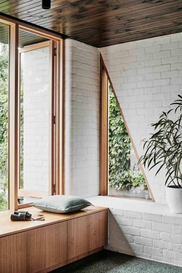 arquitectura moderna diseño paredes