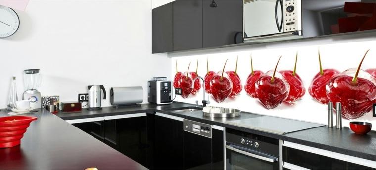 azulejos de cocina-motivos-florales-salpicadero