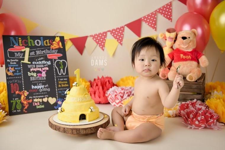 Ideas Para Cumpleanos Como Celebrar El Primer Anito De Tu Bebe