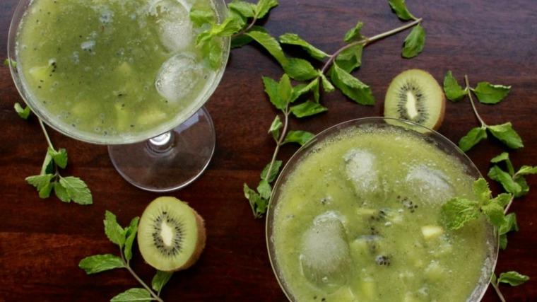 bebidas sin alcohol-verano-kiwi