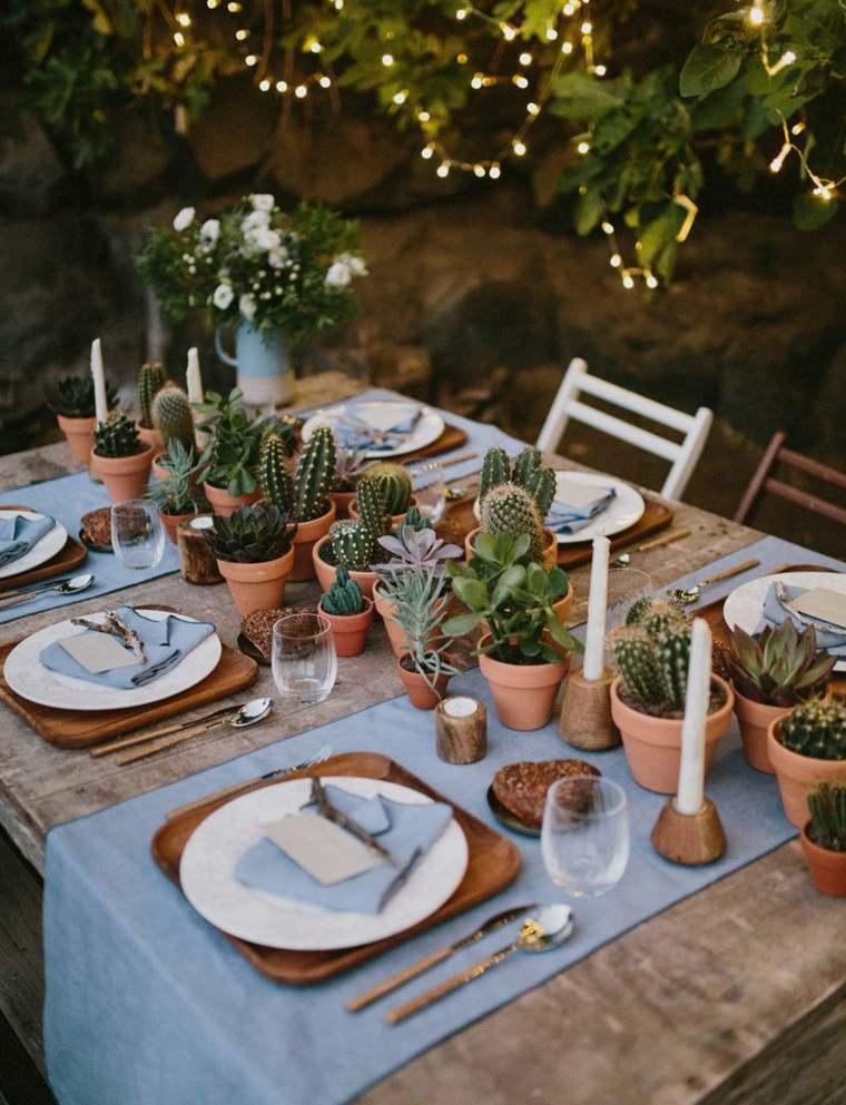 boda-decoracion-estilo-bohemio-cactus-suculentas