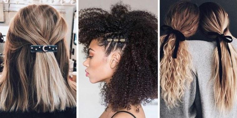 sencillos peinados para chicas jovenes
