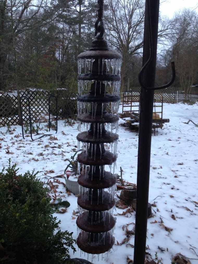 cadena-para-desague-congelada