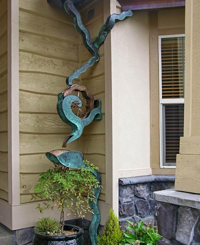 cadenas de-lluvia-artisticas