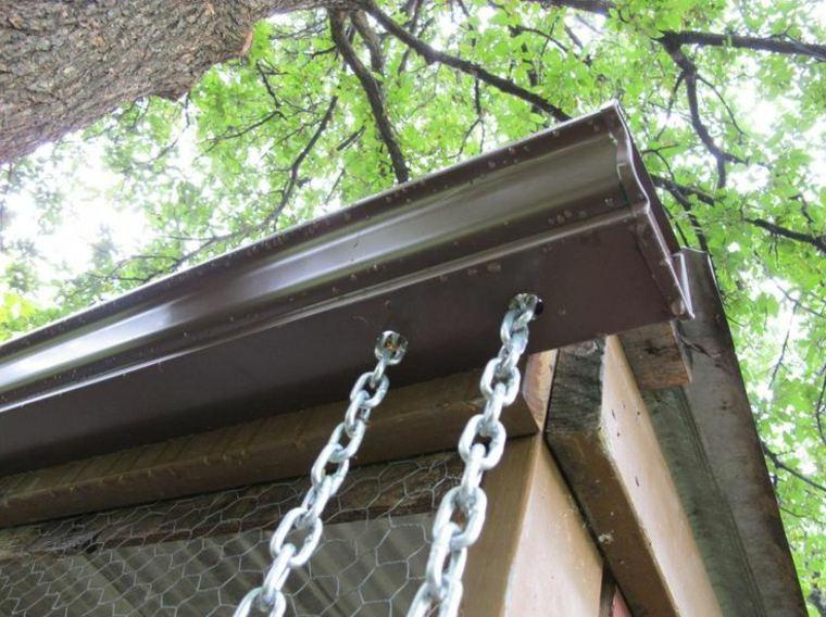 cadenas de-lluvia-de-hierro