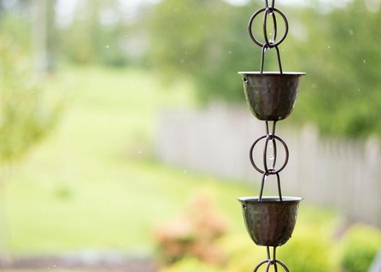 cadenas de-lluvia-originales