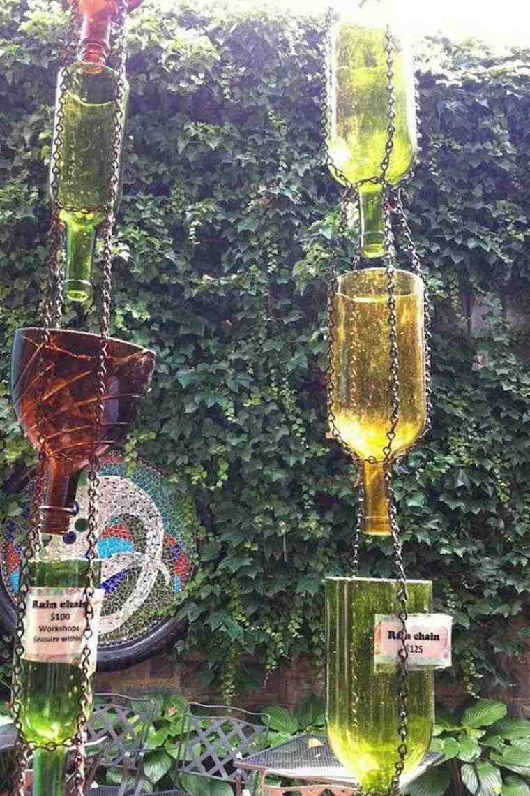 cadenas para-desague-botellas