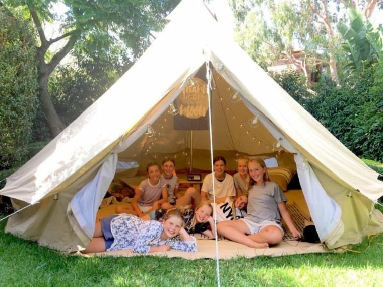 camping en-familia