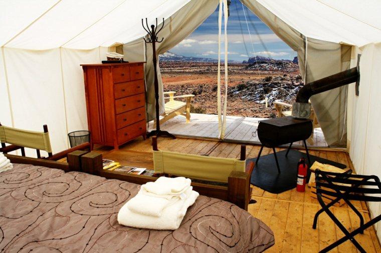 camping lujoso-ideas