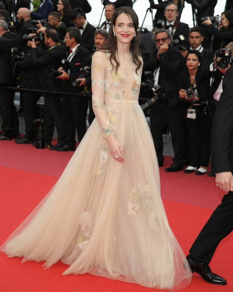 cannes-festival-Stacy-Martin-Dior