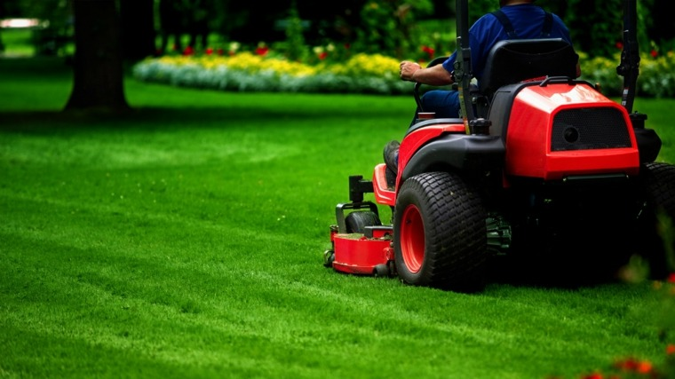 lawn maintenance-mower-lawn