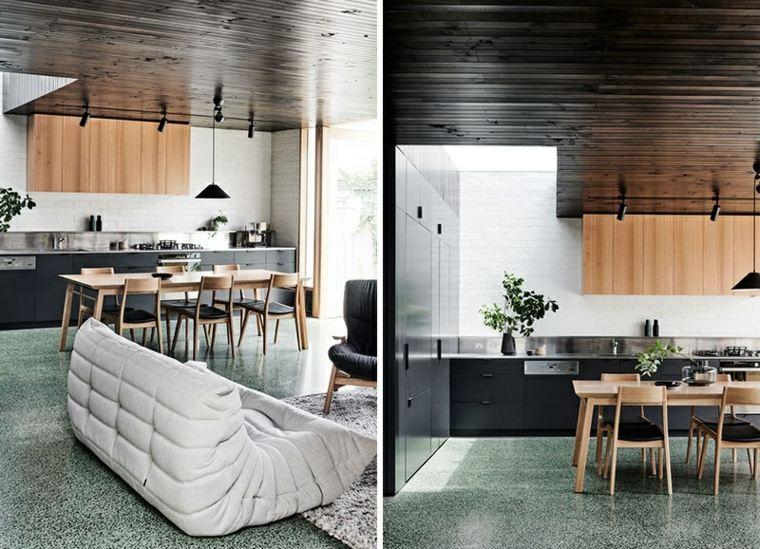 cocina-moderna-espacio-compartido