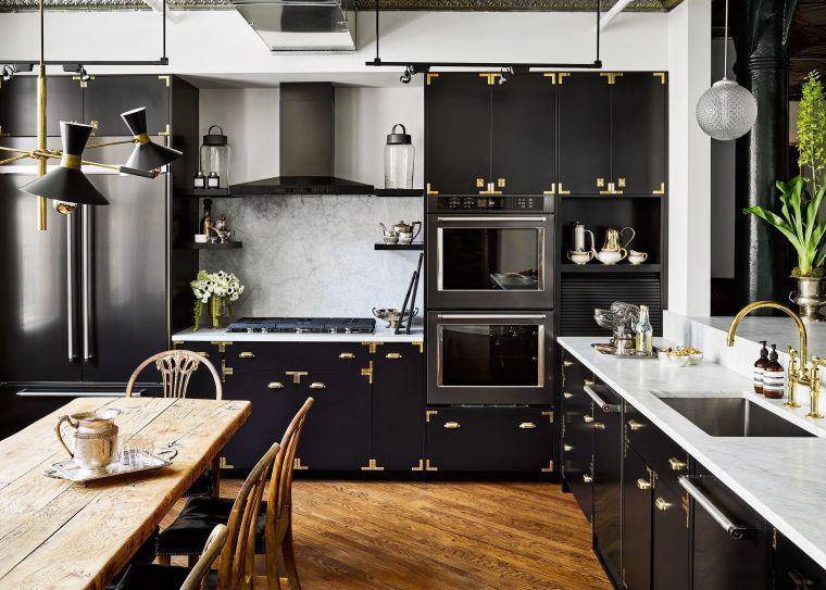 cocina-muebles-originales-detalles-dorados