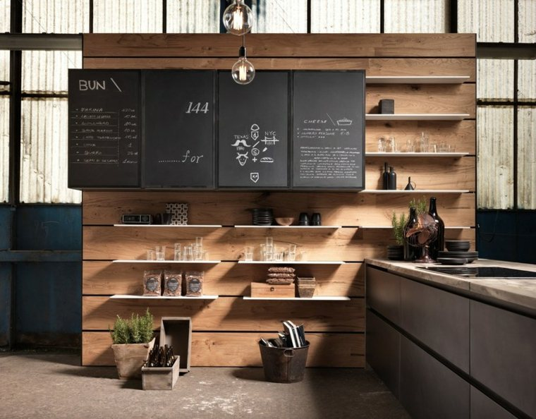 cocina-negra-muebles-pintura-pizarra-
