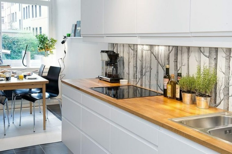 cocinas modernas-pequenas-salpicadero-decorado