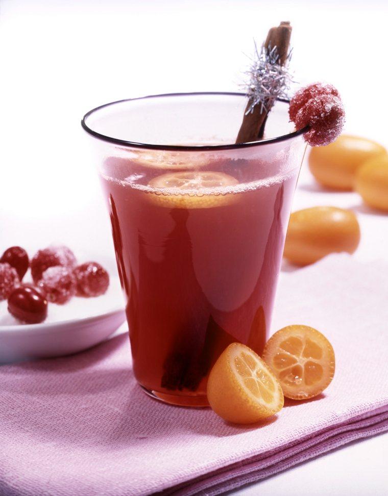 cocteles con vodka-sin-alcohol-arandanos