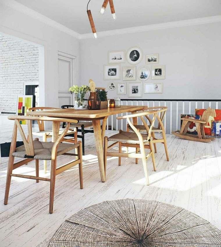 comedor-sillas-mesa-madera-paredes-color-blanco-opciones