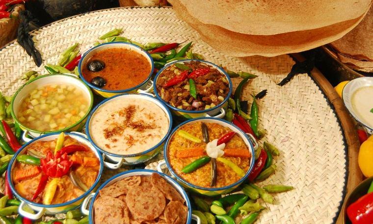 recetas de cocina árabe