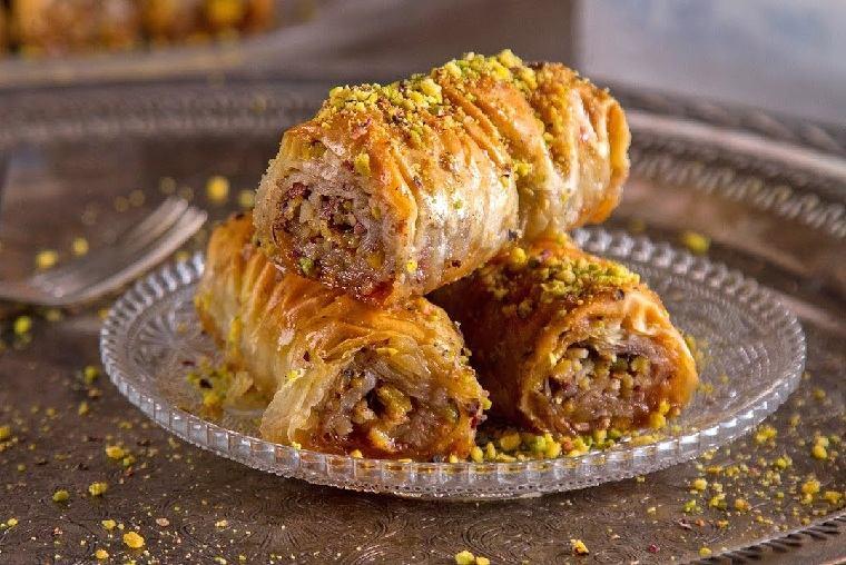 comida griega-ideas-mesa-recetas-dulces-baklava