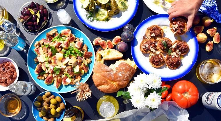 comida-griega-ideas-originales-mesa-recetas