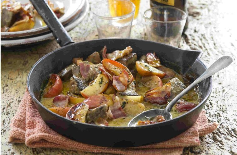 comidas faciles de hacer-casa-higado-mechado