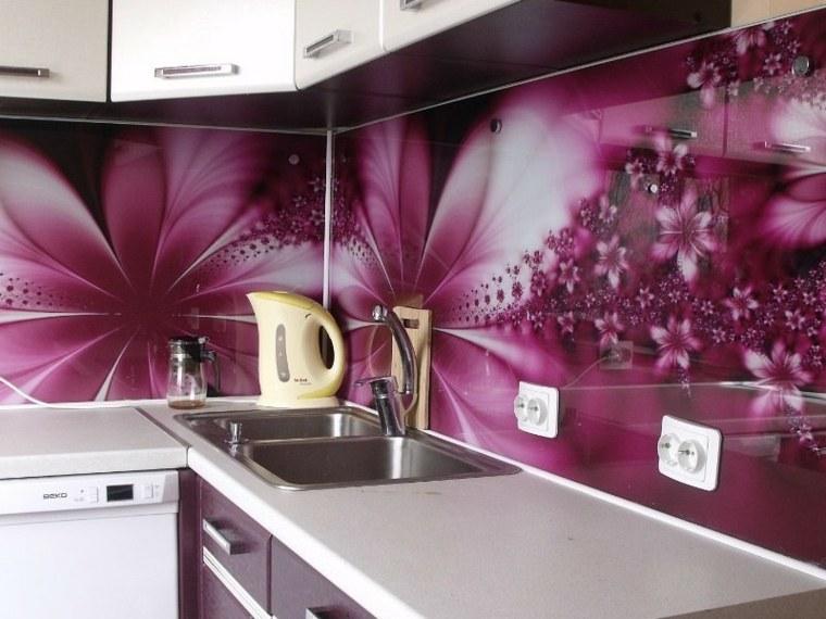 como decorar una cocina-salpicadero