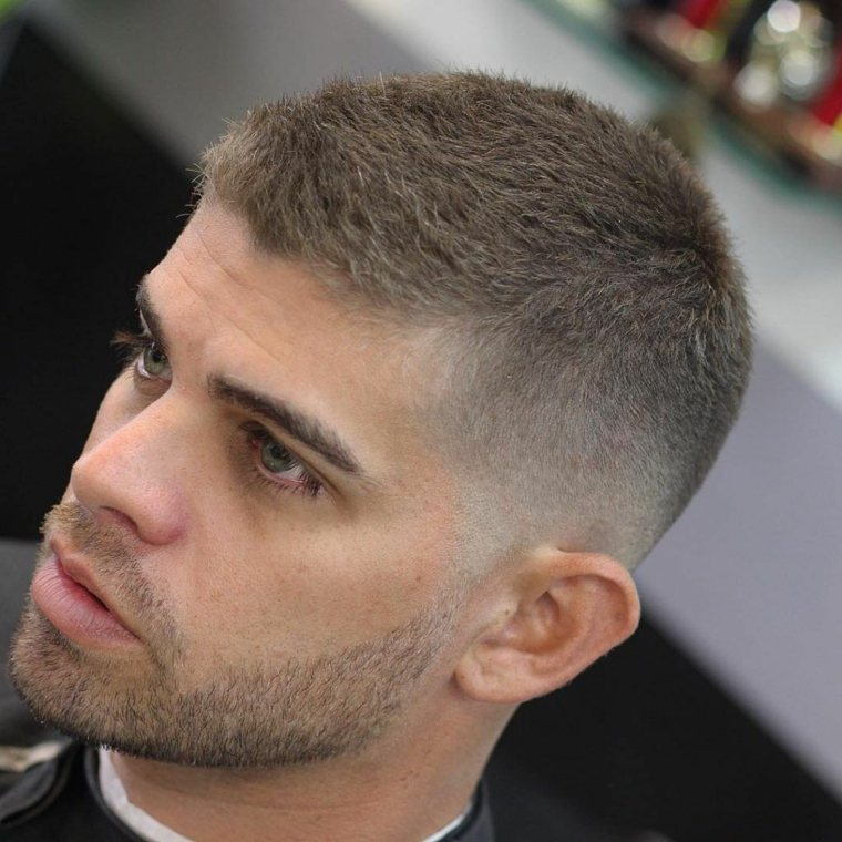 cortes de cabello de moda-fade-hombres