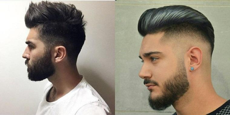 cortes de pelo para hombre-estilo-fade